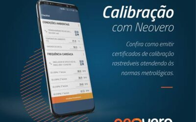 Calibração com Neovero