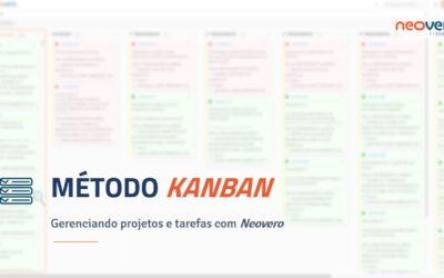 Método Kanban: gerenciando projetos e tarefas com Neovero